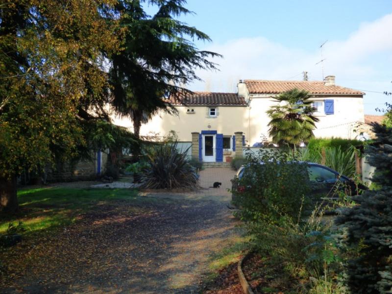 Vente maison / villa Mervent 153700€ - Photo 7