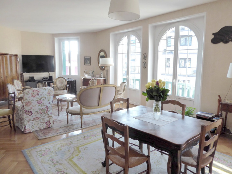 Saint jean de luz centre – appartement de charme