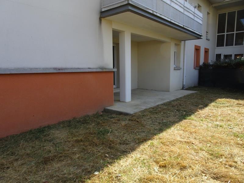 Rental apartment Aussonne 647€ CC - Picture 1