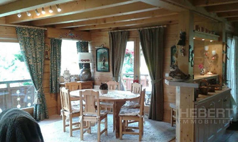 Immobile residenziali di prestigio casa Saint gervais les bains 895000€ - Fotografia 4