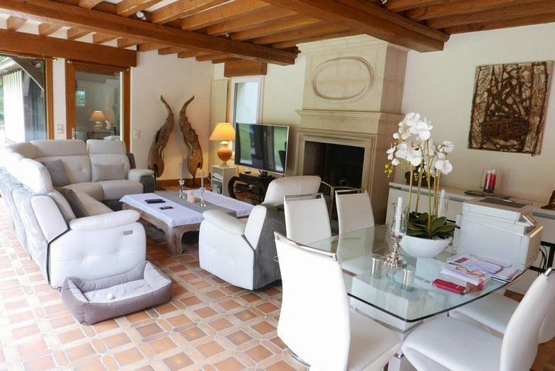Revenda residencial de prestígio casa Pont l eveque 574750€ - Fotografia 4