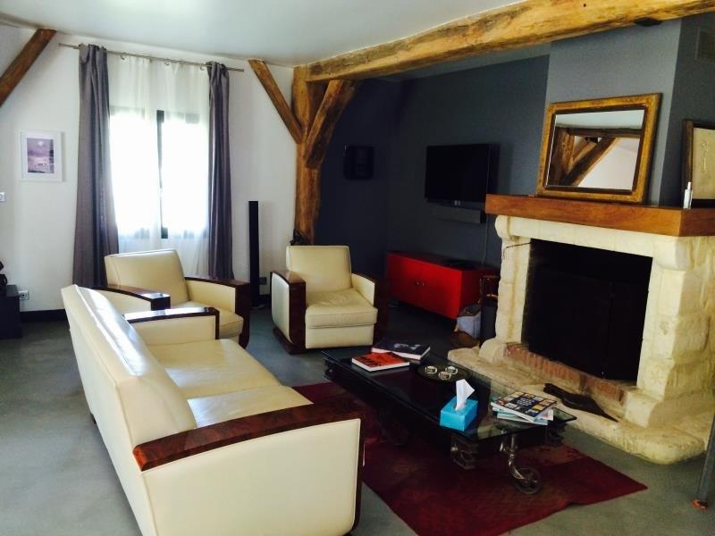 Vendita casa Chaufour les bonnieres 359000€ - Fotografia 6