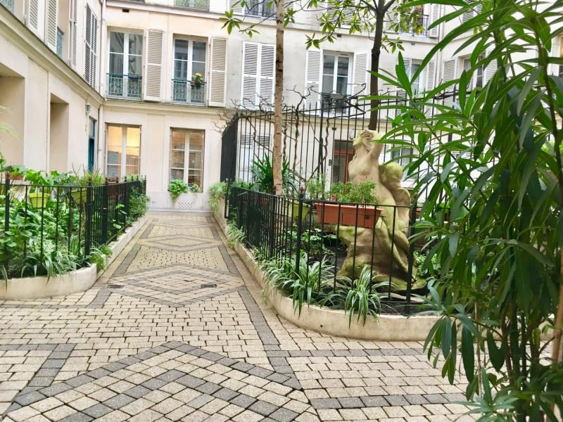 Rental apartment Paris 19ème 2100€ CC - Picture 9