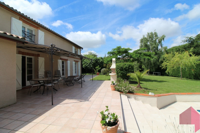 Deluxe sale house / villa Quint fonsegrives 580 000€ - Picture 3