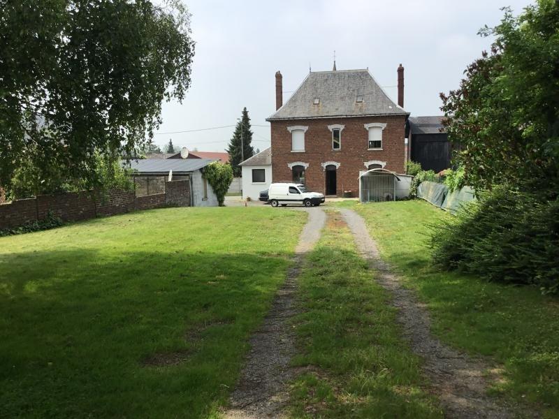 Sale house / villa Croisilles 127000€ - Picture 2