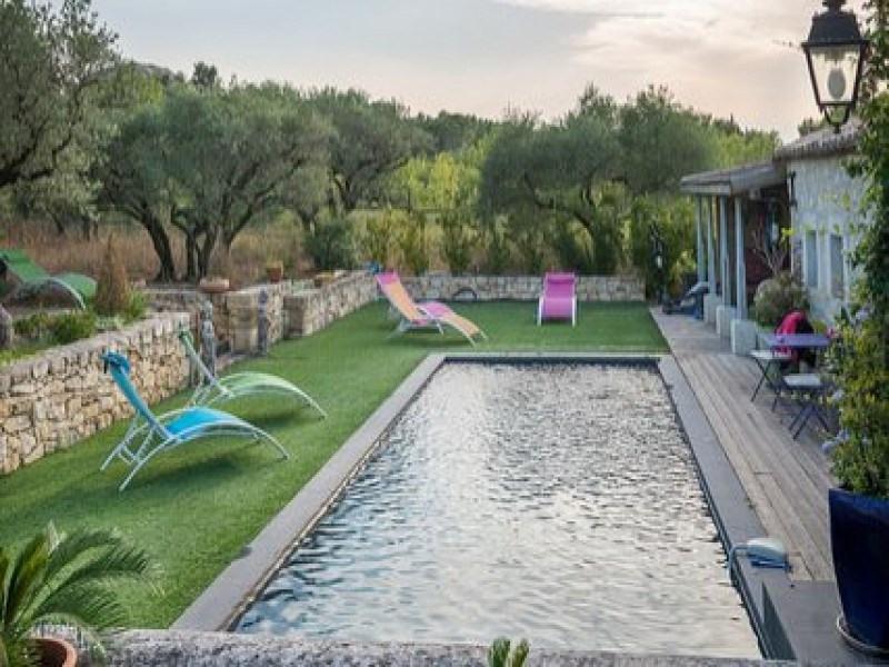 Deluxe sale house / villa Paradou 821600€ - Picture 1