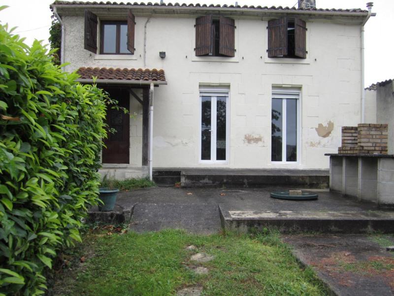 Sale house / villa Chateauneuf sur charente 141000€ - Picture 1