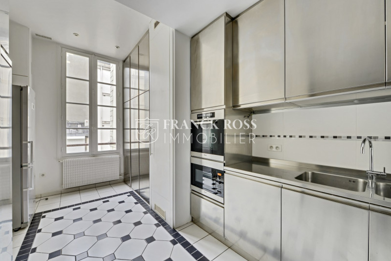 Rental apartment Paris 1er 11 000€ CC - Picture 18