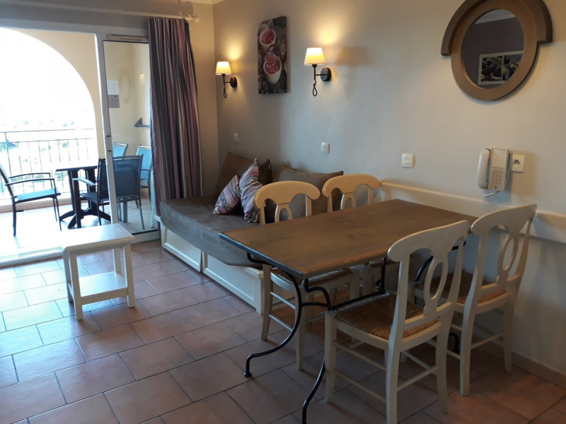 Vacation rental apartment Les issambres 575€ - Picture 6
