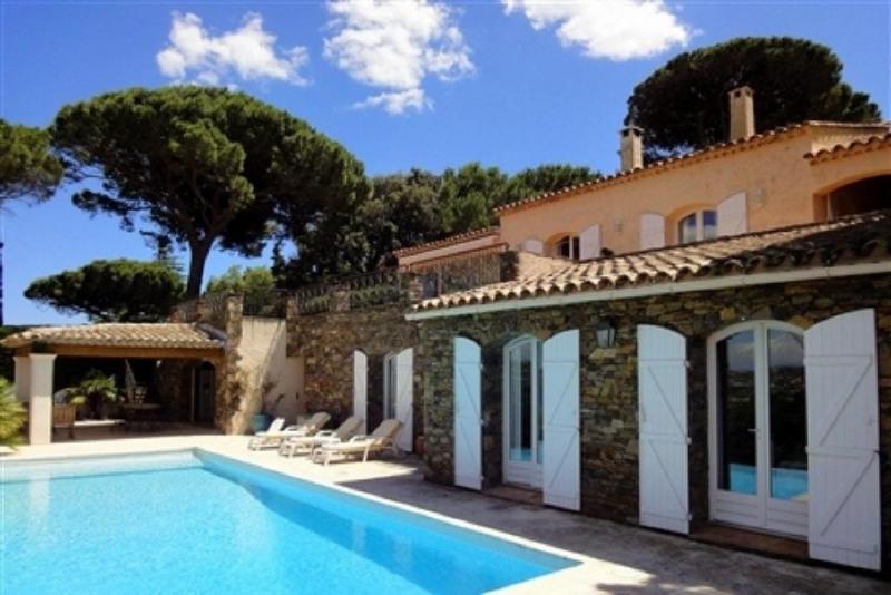 Vente de prestige maison / villa Ste maxime 1750000€ - Photo 1
