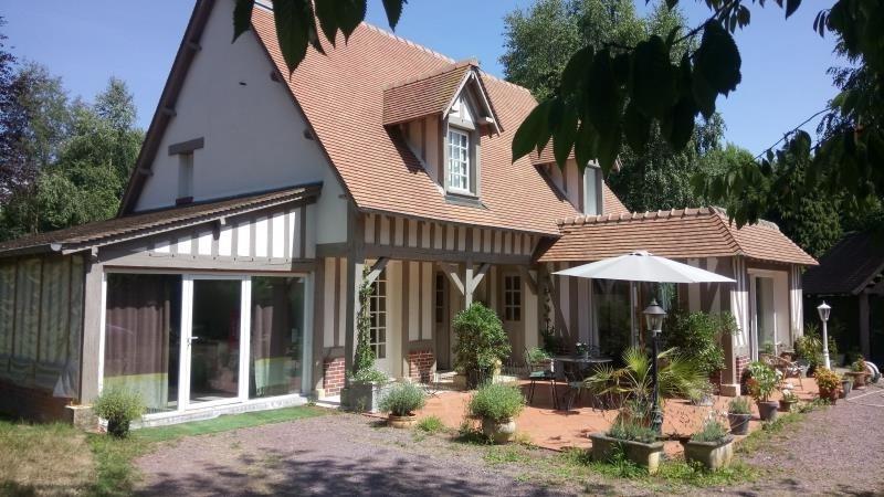 Vente maison / villa Honfleur 418700€ - Photo 1