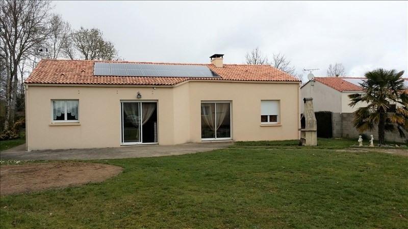 Sale house / villa St pere en retz 257500€ - Picture 1