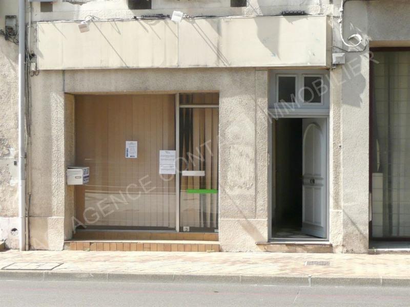 Rental office Mont de marsan 350€ CC - Picture 1