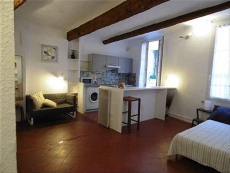 Rental apartment Aix en provence 650€ CC - Picture 1