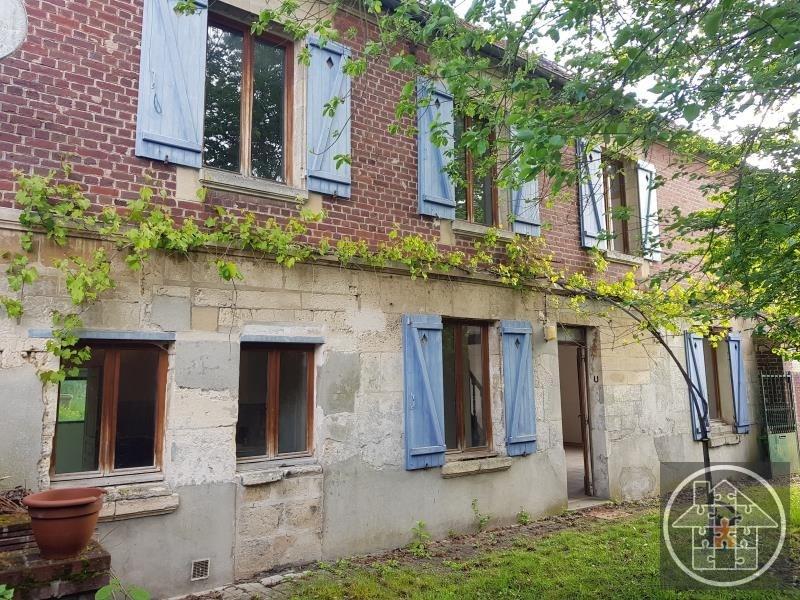 Vente maison / villa Thourotte 157000€ - Photo 1