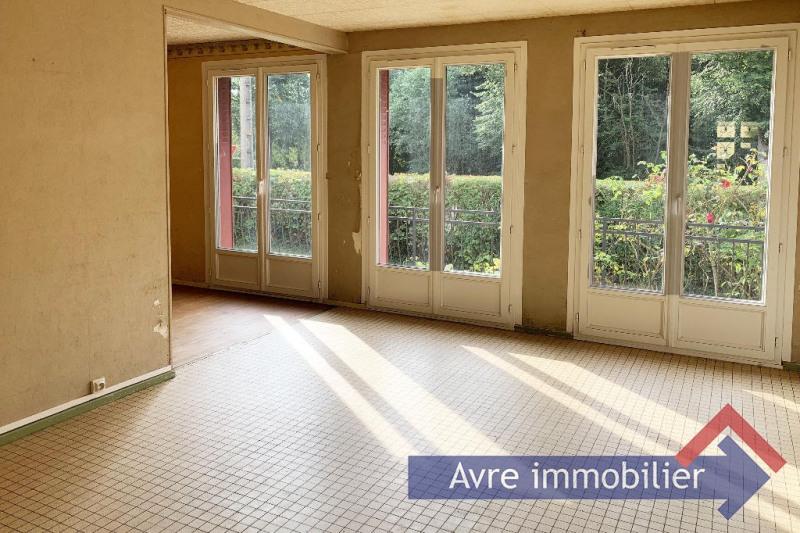 Sale house / villa Verneuil d'avre et d'iton 95000€ - Picture 2
