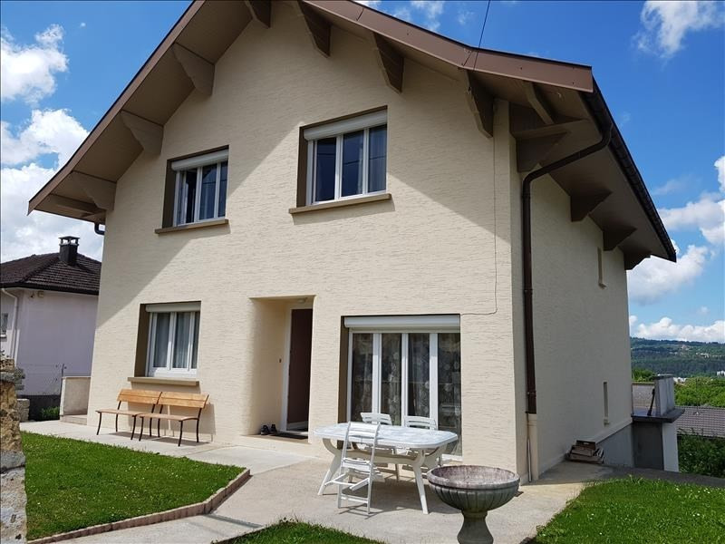 Vente maison / villa Oyonnax 257 000€ - Photo 1