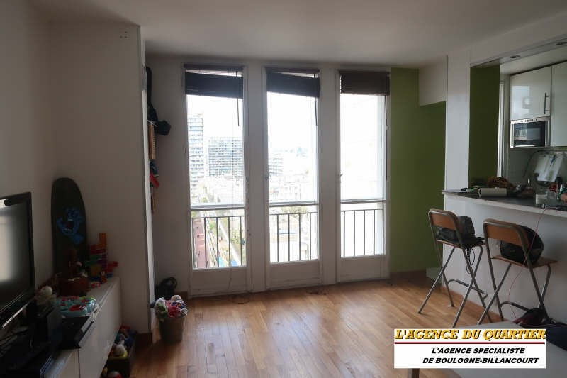 Venta  apartamento Boulogne-billancourt 315000€ - Fotografía 3