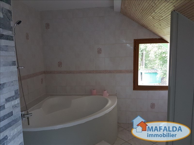 Rental apartment Mont saxonnex 850€ CC - Picture 5