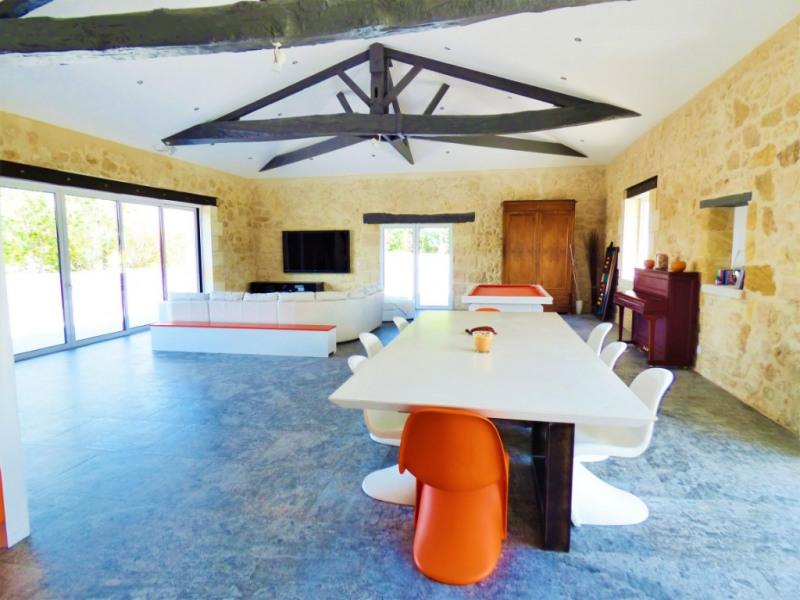 Deluxe sale house / villa Izon 931500€ - Picture 5