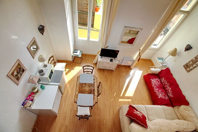 Vente appartement Nice 225 000€ - Photo 4