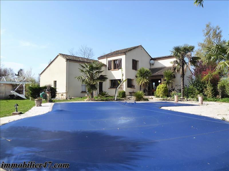 Sale house / villa Castelmoron sur lot 349000€ - Picture 2
