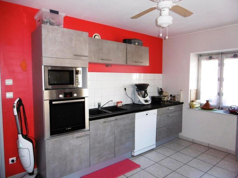 Location maison / villa Sarcey 810€ CC - Photo 1
