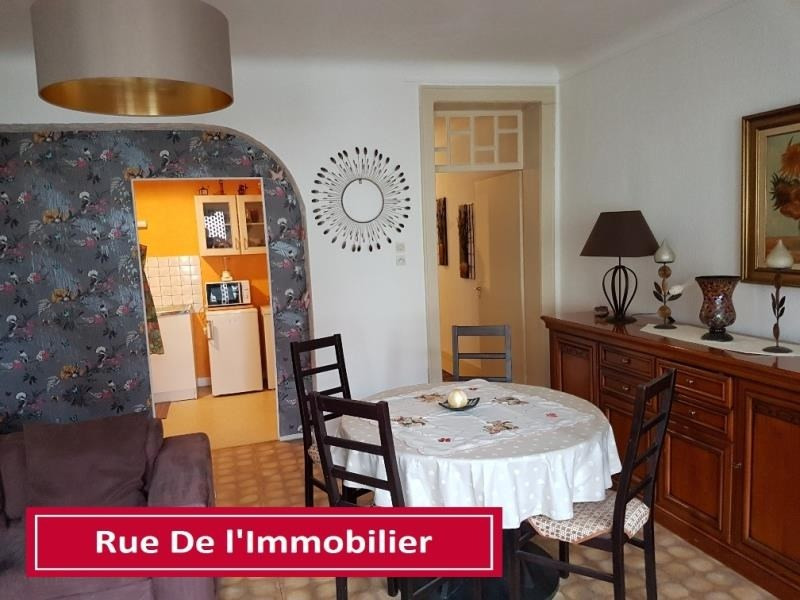 Investment property apartment Lemberg 56990€ - Picture 1
