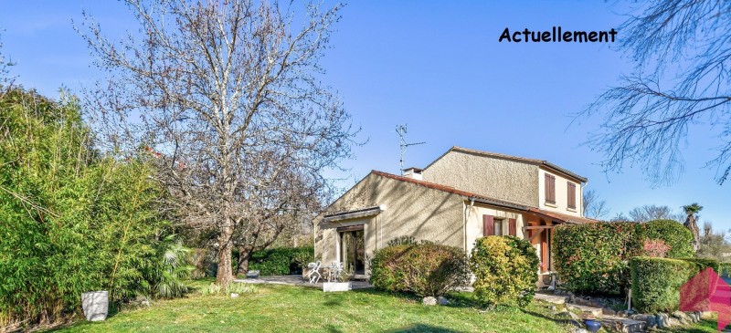 Sale house / villa Ramonville-saint-agne 449000€ - Picture 1
