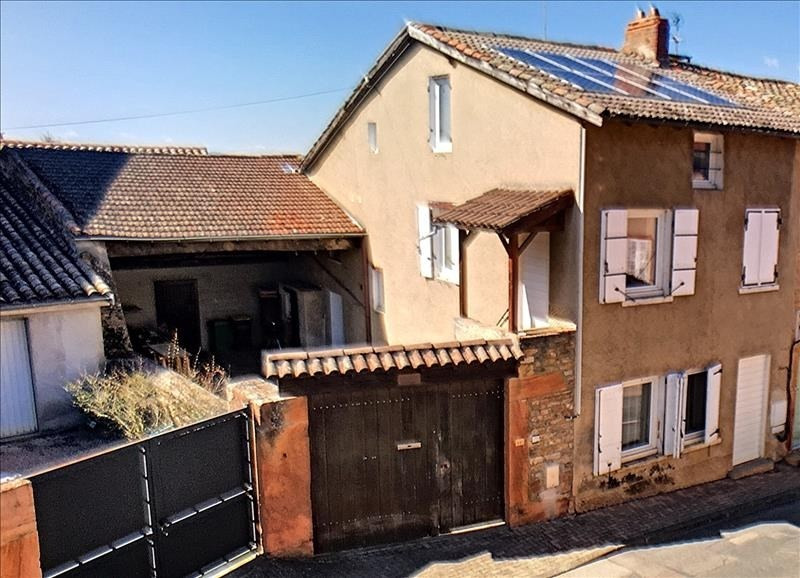Vente maison / villa Pommiers 270000€ - Photo 1
