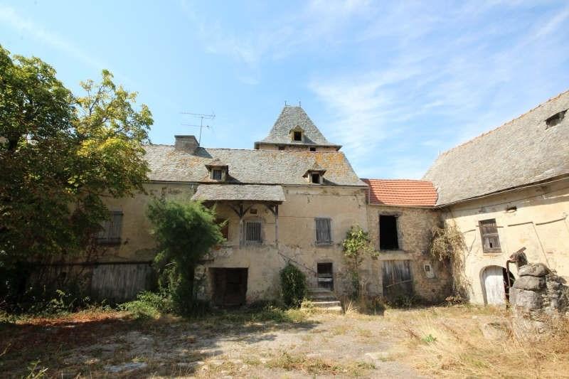 Sale house / villa Morlhon le haut 90000€ - Picture 1