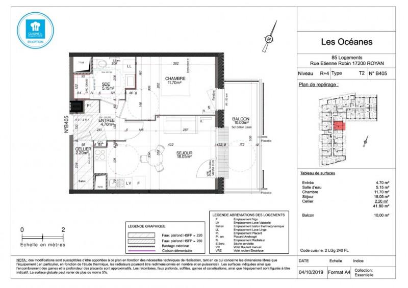 Sale apartment Royan 143000€ - Picture 4