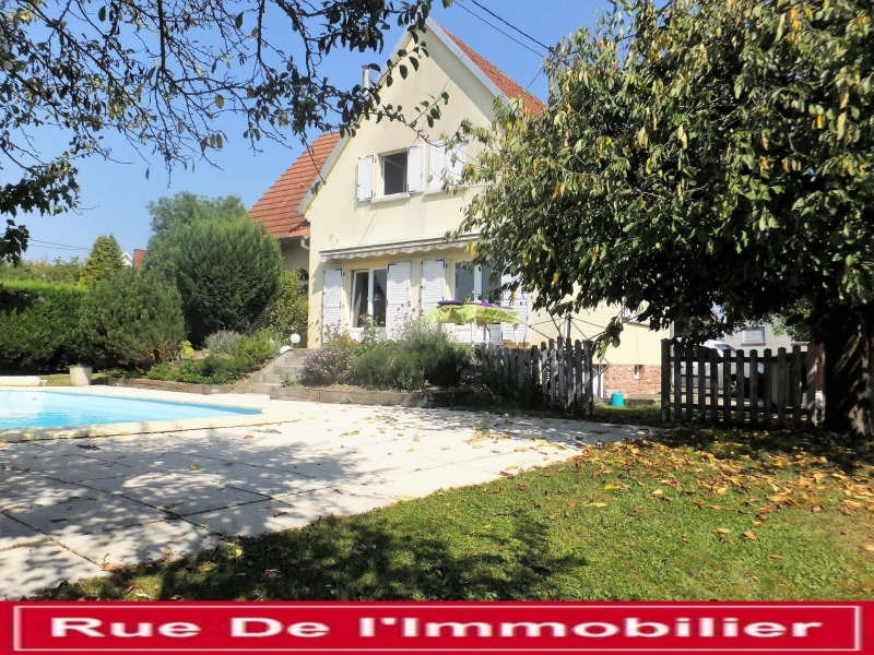 Sale house / villa Haguenau 244 000€ - Picture 3