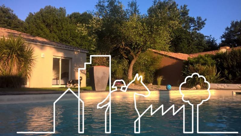 Maison contemporaine nieul le dolent - 6 pièce (s) - 160 m²