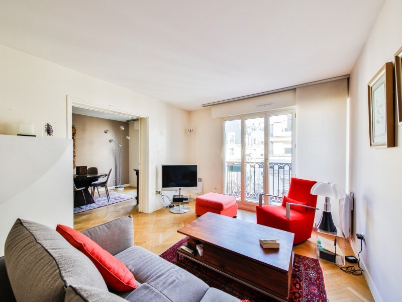 Sale apartment Paris 17ème 838 350€ - Picture 4