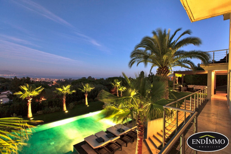 Deluxe sale house / villa Cannes 3 990 000€ - Picture 3