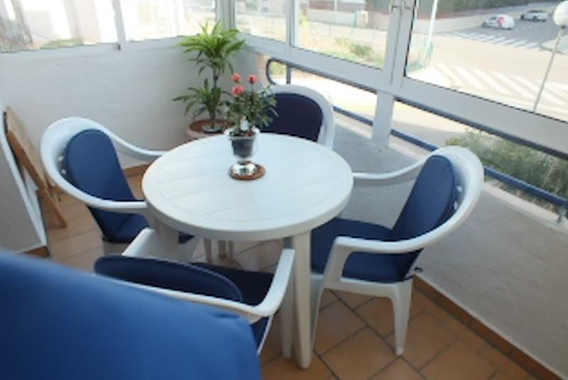 Location vacances appartement Roses santa-margarita 320€ - Photo 3