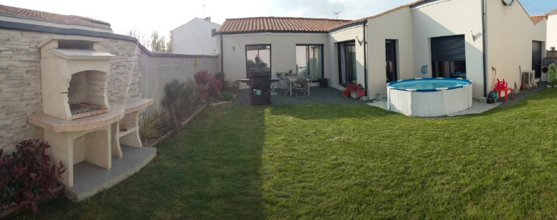 Vente maison / villa Sainte soulle 371000€ - Photo 4