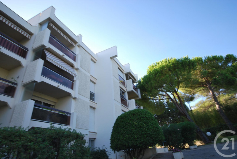 Rental apartment Antibes 1 050€ CC - Picture 2