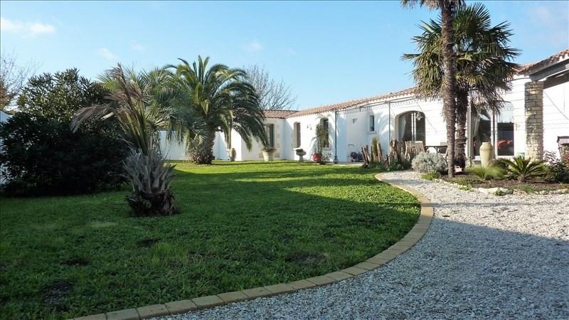 Vente maison / villa St pierre d oleron 499000€ - Photo 1