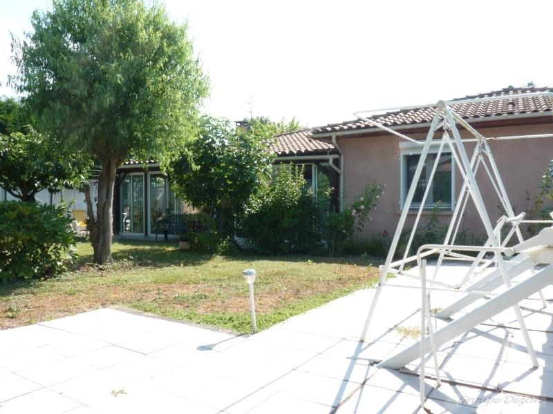 Vente maison / villa Castelginest 340000€ - Photo 1