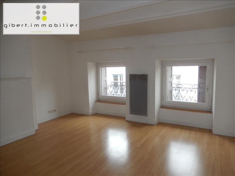 Rental apartment Le puy en velay 360€ CC - Picture 1