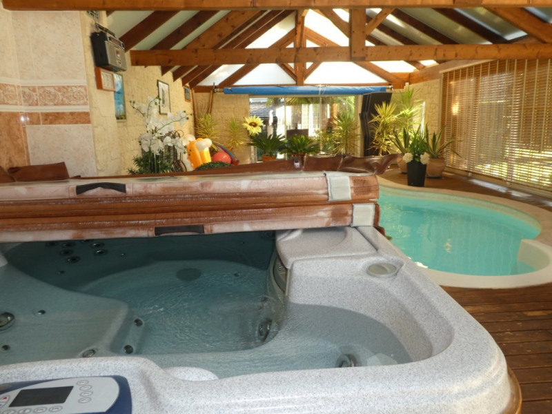 Vente maison / villa Bourgoin jallieu 545000€ - Photo 2