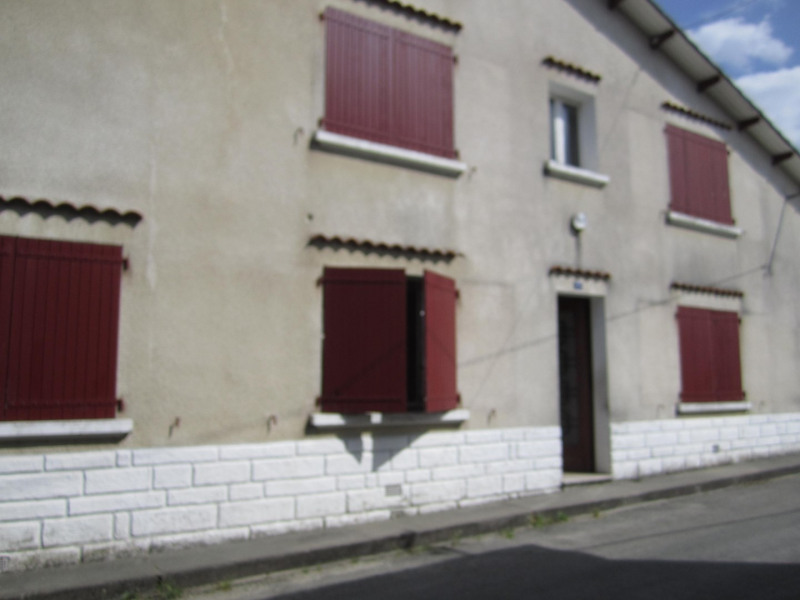 Sale house / villa Montmoreau 22 000€ - Picture 1