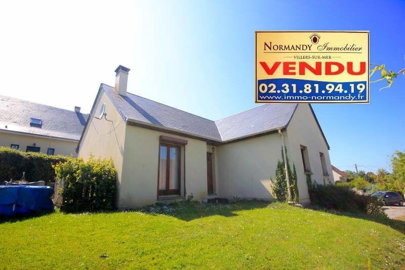 Vente maison / villa Villers sur mer 275000€ - Photo 1