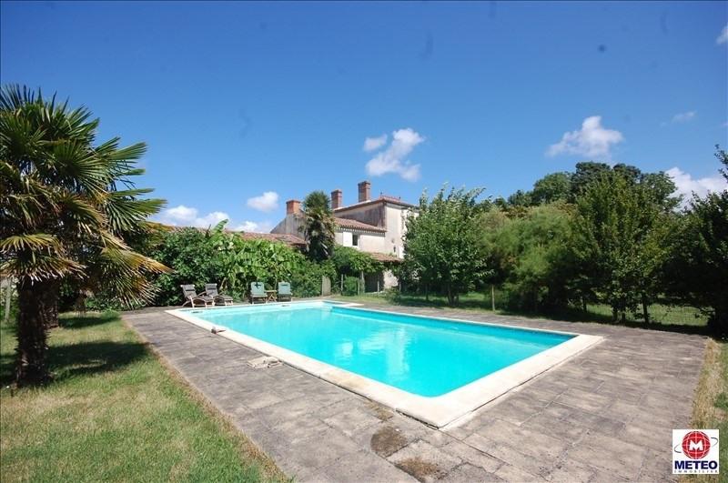 Sale house / villa Longeville sur mer 522500€ - Picture 2
