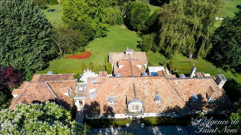 Deluxe sale house / villa St nom la breteche 4200000€ - Picture 2