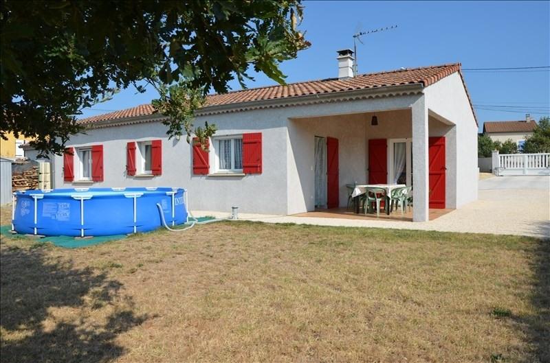 Sale house / villa Ruoms 241000€ - Picture 2