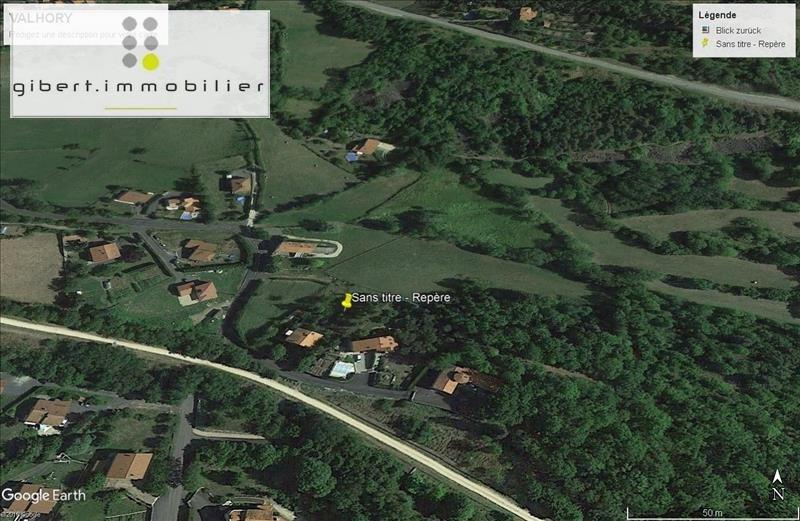 Vente terrain Coubon 54000€ - Photo 4