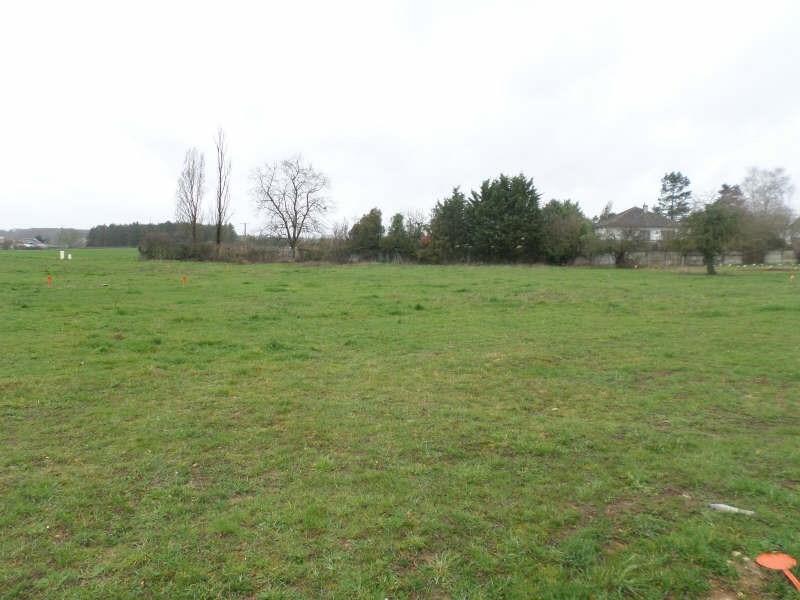 Vente terrain Sevres anxaumont 49000€ - Photo 1
